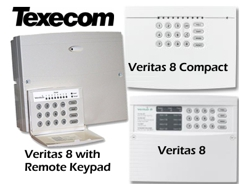 Texecom Alarms Repairs