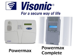 Visonic PowerMax Wireless Alarm Repairs