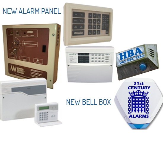 Intruder Alarm Repairs whalley