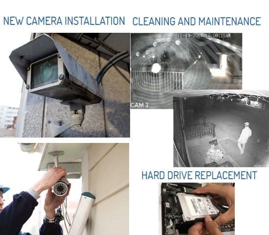 CCTV Repairs great-harwood