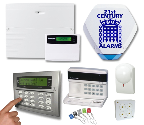 Commercial Alarm Systems Whalley