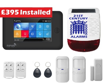 Veritas R8 Wired Alarm System